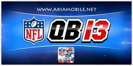 بازی موبایل فوتبال آمریکایی NFL Quarterback 13 v1.0.2 – آندروید