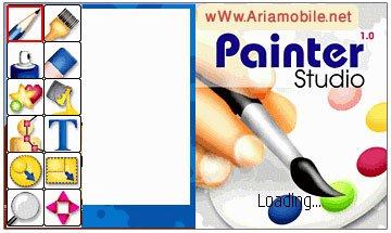 استوديو طراحي و نقاشي در گوشي شما با نرم افزار Painter Studio