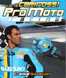 بازي زيباي Pro Moto Racin به صورت جاوا