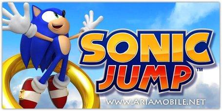 بازی پرش سونیک Sonic Jump v1.2 – آندروید