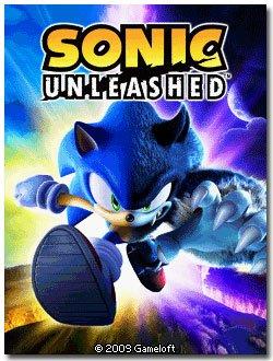 بازي سونيک Sonic Unleashed جاوا