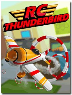 بازي هواپيما جاوا RC ThunderBird