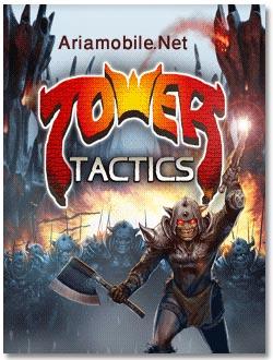 بازي Tower Tactics به صورت جاوا و مولتي اسکرين