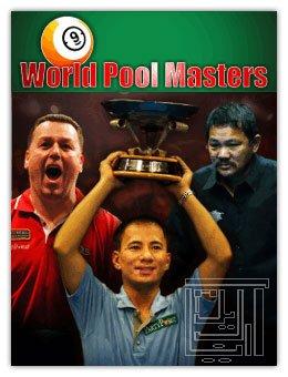 بازي بيليارد World Pool Masters با فرمت جاوا