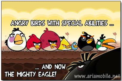 بازی Angry Birds 1.6.3 – آیفون
