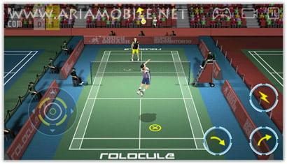 بازی مسابقات بدمینتون Super Badminton – آی او اس