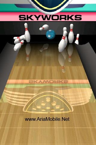 بازی جدید و فوق العاده جذاب Ten Pin Championship Bowling v3.1 آیفون