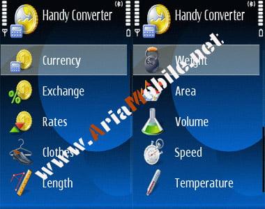 نرم افزار Epocware Handy Converter v2.05 – For all برای سری 60 ورژن 3