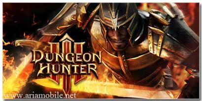 بازی Dungeon Hunter III – آی او اس