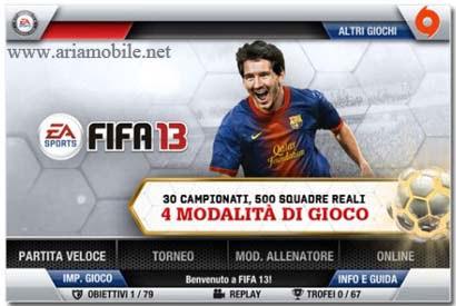 بازی  FIFA 2013 – فوتبال فیفا 13