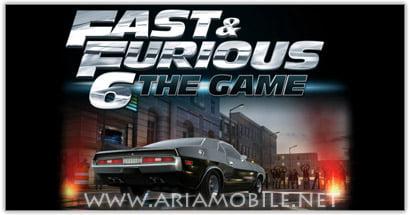 بازی سریع و خشن Fast & Furious 6 – آندروید
