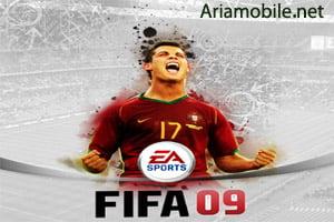 بازی FiFA09 برای موبایل , N-Gage2 game