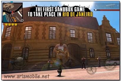 بازی Gangstar Rio City of Saints 1.0 – آیفون و آیپد