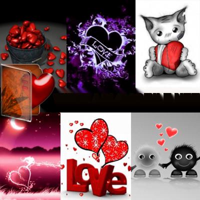 تصاویر عاشقانه برای موبایل_Love Pic