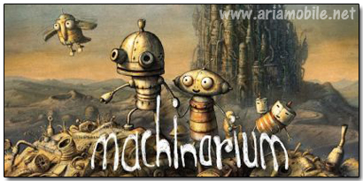 بازی Machinarium – آندروید