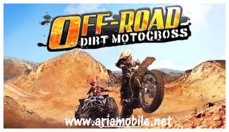 بازی Off Road Dirt Motocross – سیمبین