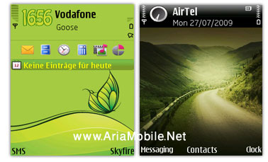 دانلود تم برای Nokia n86,n85,n78,n79,n96,n82,n95,n73,s60 3rd