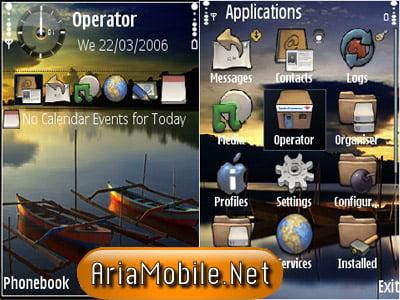 تم موبایل – تم برای سیمبیان سری 60 ورژن 3, s60v3 themes