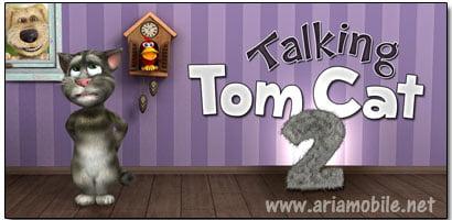 بازی Talking Tom Cat v2.1.1  – تام گربه سخنگو 2