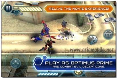 بازی Transformers 3 – تبدیل شوندگان