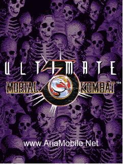 بازی جدید و فوق العاده زیبای و هیجانی Ultimate Mortal Kombat 3 جاوا