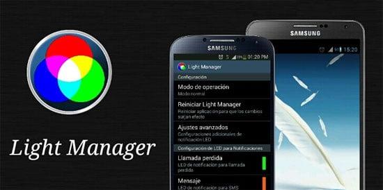دانلود Light Manager Pro 7.8 – نرم افزار تعیین رنگ LED اندروید