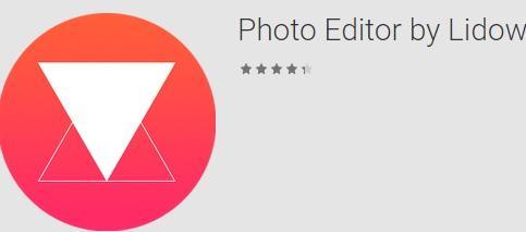 دانلود Photo Editor by Lidow 3.42 – نرم افزار جادویی ویرایشگر عکس اندروید