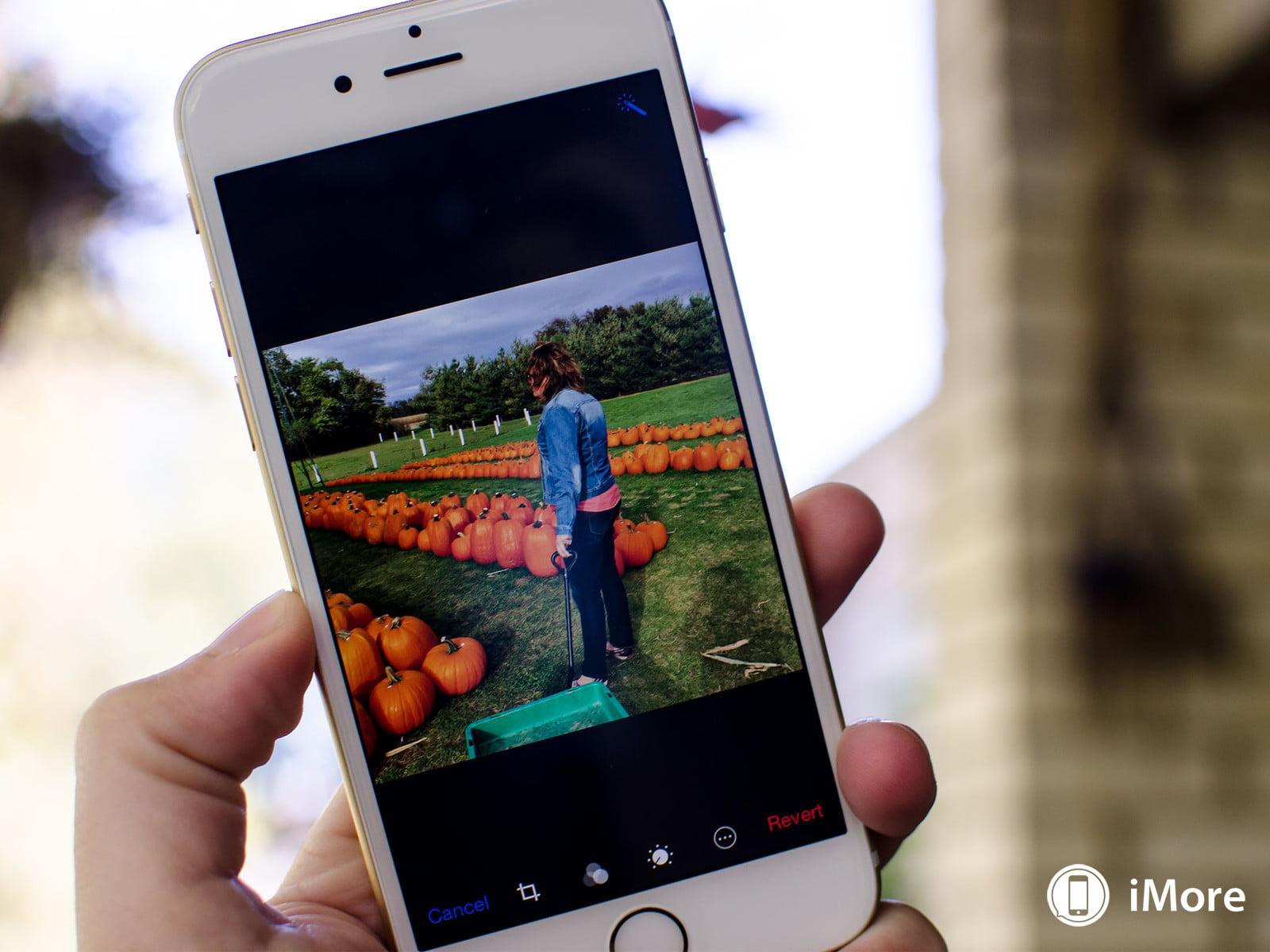 افزایش کیفیت تصاویر با استفاده از قابلیت Auto-Enhance در IOS 8
