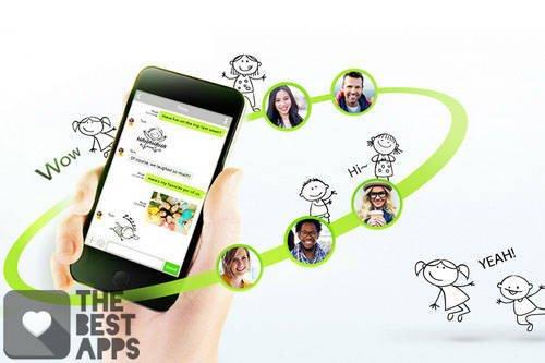 دانلود U Messenger – Photo Chat 2.2.1 – اپلیکیشن یو مسنجر اندروید