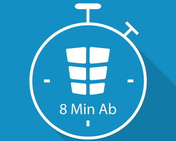 دانلود 8 Min Ab Workout