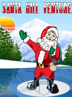 دانلود بازی Santa Hill: Venture جاوا