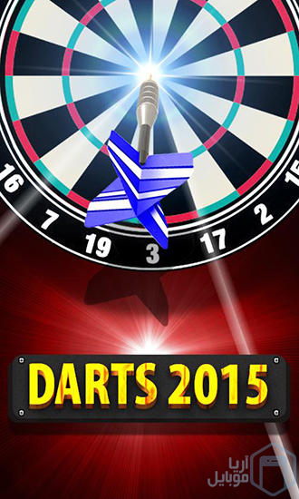 بازی Darts 2015 برای اندروید