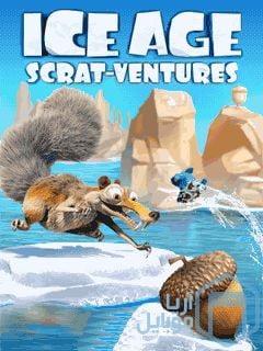 دانلود بازی Ice Age: Scrat Ventures برای جاوا