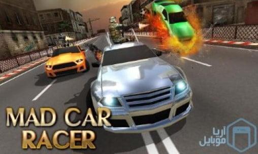 دانلود بازی Mad car racer برای اندروید
