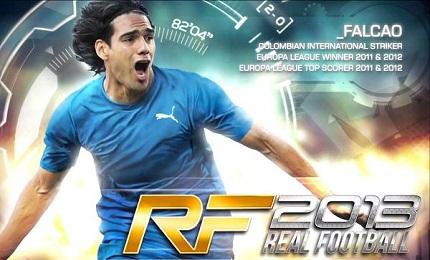 دانلود بازی فوتبال Real Football 2013 Java برای جاوا