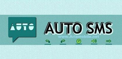 دانلود نرم افزار بسیار کاربردیه Auto SMS برای اندروید